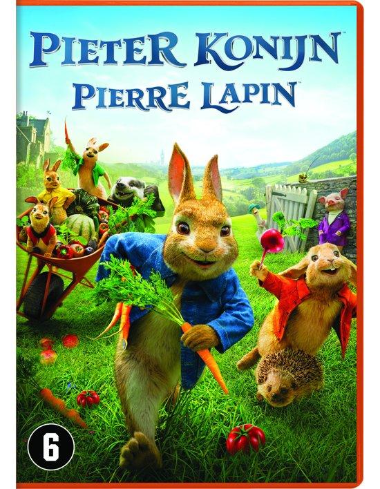 dvd in de kijker pieter konijn will gluck de boekenkast redactie boekenkastgmailcom